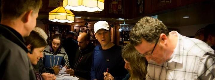Sign Up Night at Ben's Pub