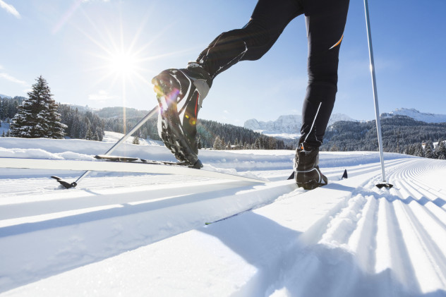 Cross-country-skiers